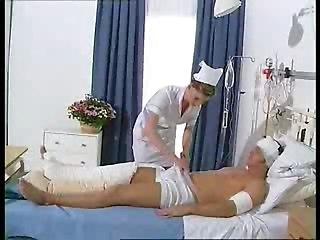 Nurse, Enema, Clinic