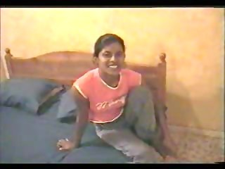 Indian Black Babe Fukcing With Her Boyfriend In Hostel Room
