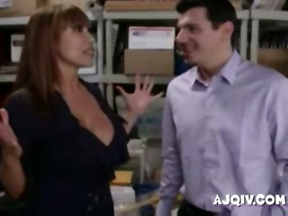 Fucking The Boss With Ava Devine