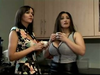 Big Titted Cathy Barry With Friend Fucked Hard By Omar
