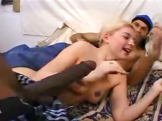 Kinky - Little White Chicks... Big Black Monster Dicks 12!
