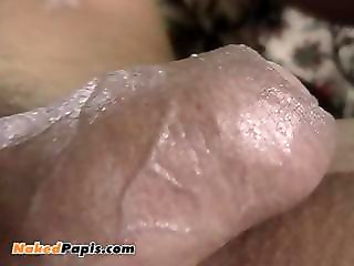 Big Dick Latino Strokes His Big Verga And Shoots A Massive Load