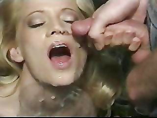 Bukkake Cum Swallowing Group Sex Fun