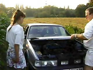 The Car Broke Down  Lets Have Sex
