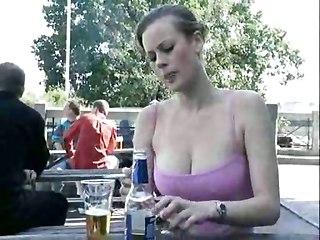 British Blonde Fucked On Boat