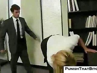 Punish, Caning