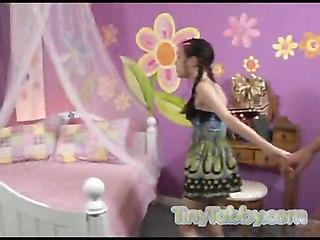 Amai Liu Aka Tiny Tabby Gets Fucked