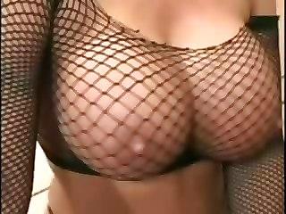 Fishnet Hose