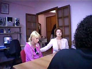 Mature And Girl, Old And Young Lesbians