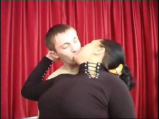 Russian Mom And Son Makeing Good Sex